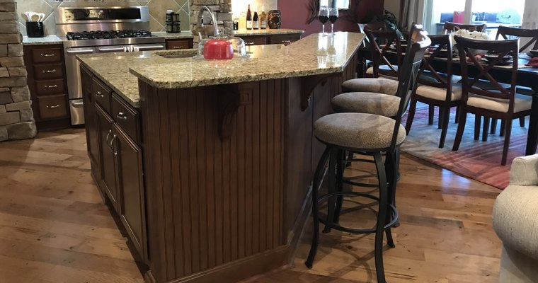 Schumacher Homes Kitchen Edits and Selections