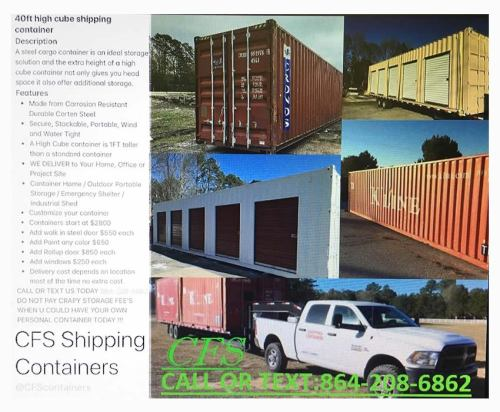 Shipping Container Ad - Project Small House