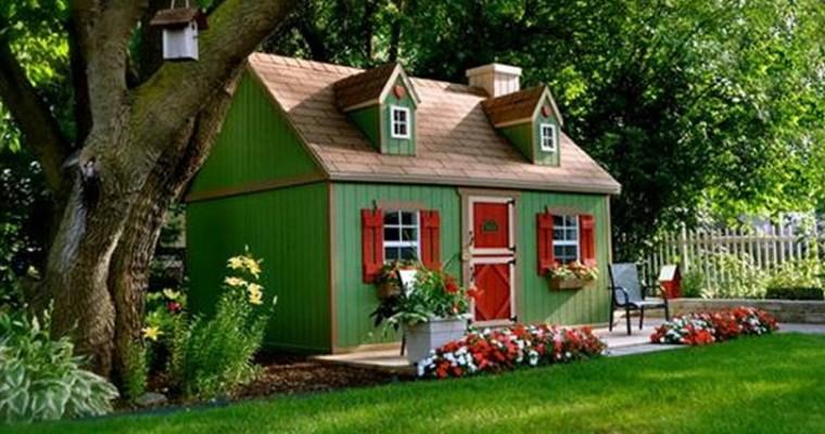 Little Cottage Co. Cape Cod Playhouse Kit