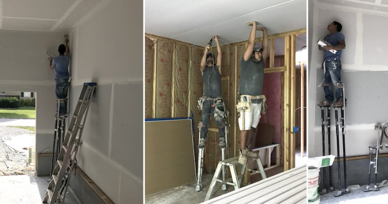 Drywall Stilts