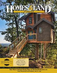Asheville Homes and Land has Treehouse of Serenity on the cover - Tree House in Asheville – Project Small House