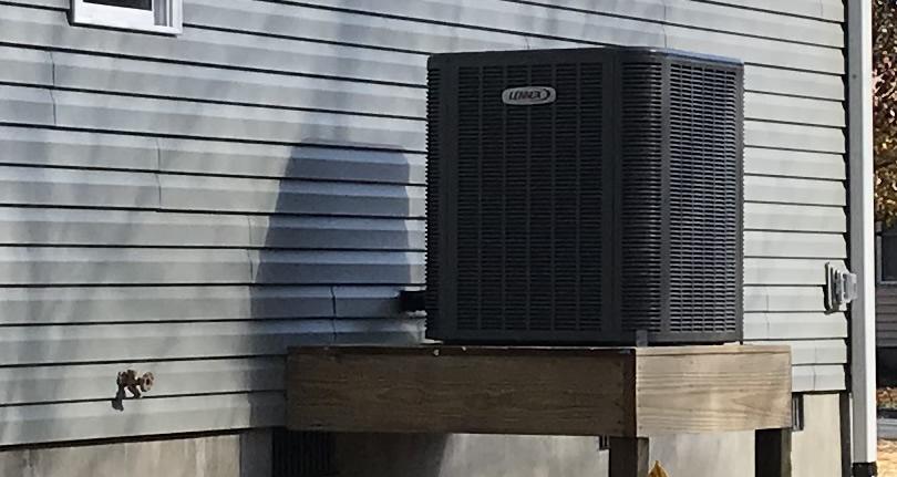 Finishing the HVAC