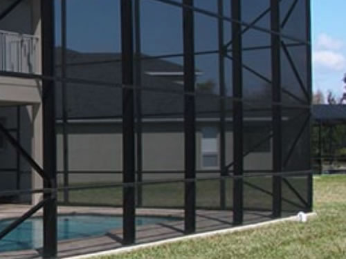 Pool Enclosure with Pet-Proof Screen - Cat-proof screen, Dog-proof screen, Racoon-proof, Squirrel-proof screen, Animal-Proof - Pet-Proof Screen – Project Small House