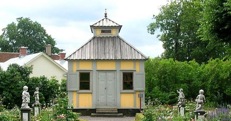 Inspiration: Swedish Summer House