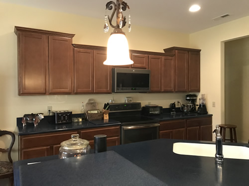 So, this is the kitchen... - Our New Kitchen - Getting Settled – Project Small House