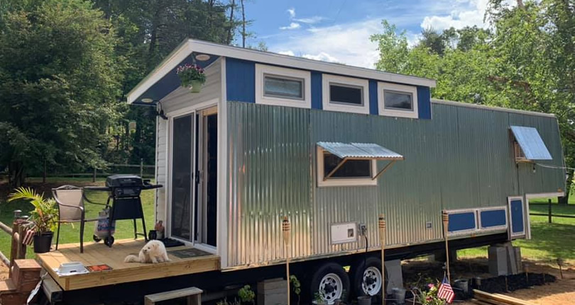 2017 Tiny Towable on Facebook Marketplace