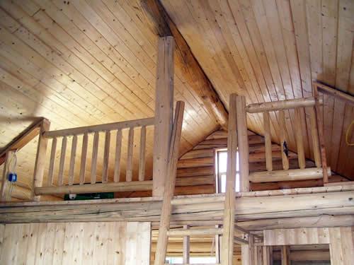 216 square foot loft