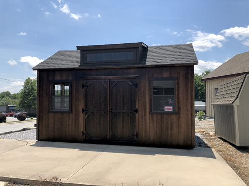 10' x 16' LP Smart Cottage from Carolina Storage Solutions
