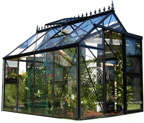 Exaco Trading Company Victorian Orangery Greenhouse