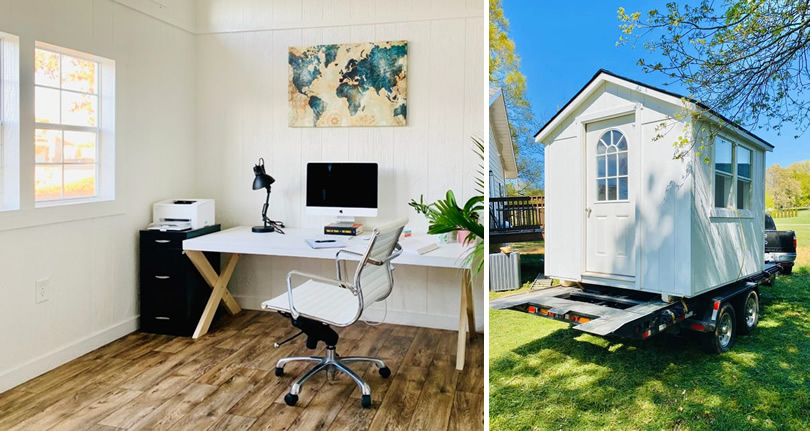 Have a Home Office Delivered