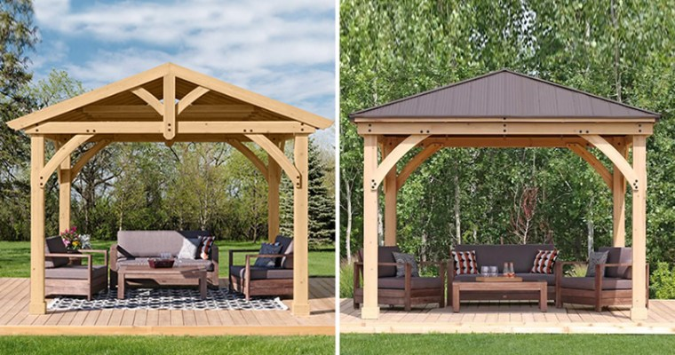 Pricing Yardistry Pavilions and Gazebos