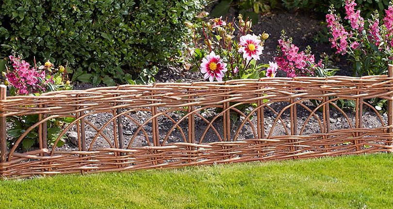Willow Border and Edging