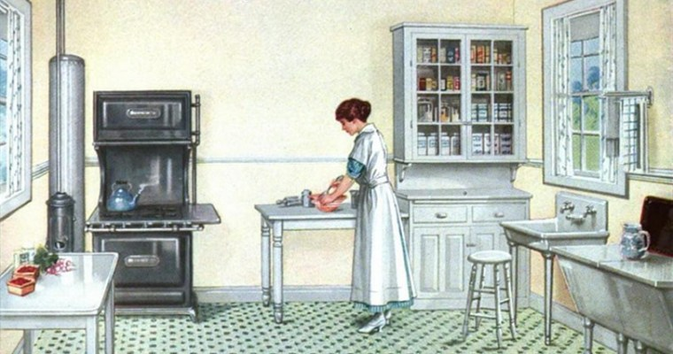The Well-Planned Kitchen