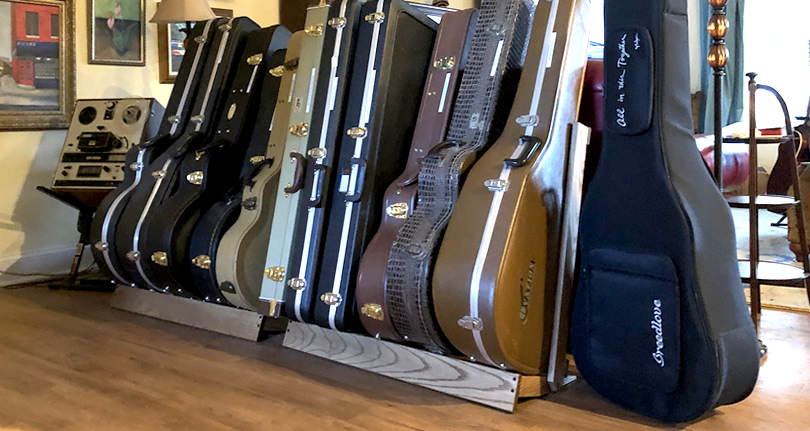 String Swing CC29 Guitar Case Racks