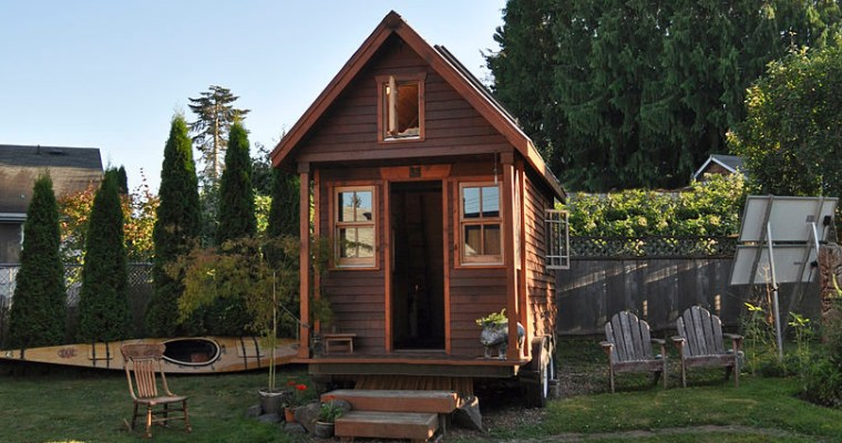 Can you build a shed and then decide to turn it into a house?