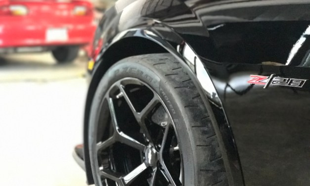 2015 Camaro Z/28 – Detail and Ceramic Pro Coating