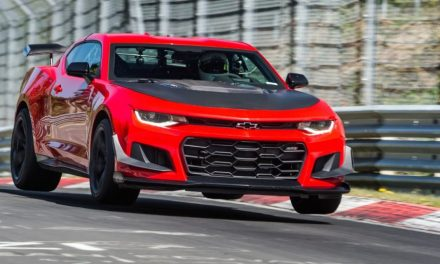 Camaro ZL1 1LE sets 7:16 lap time at Nurburgring