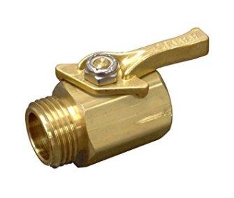 Dramm Shutoff valve