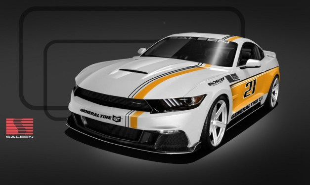 Saleen Unveils 30-Year Championship Mustang
