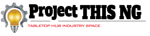 © Project THIS NG - Tabletop Hub Industry Space