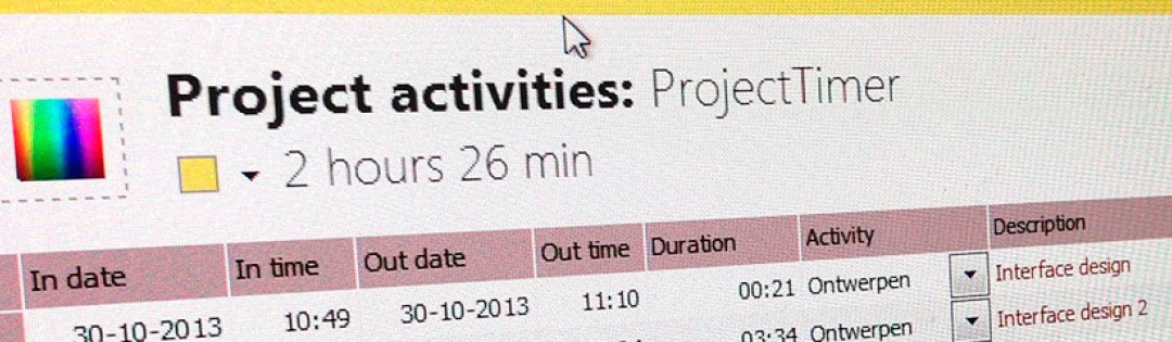 Project Timer 1.7.0.0 available