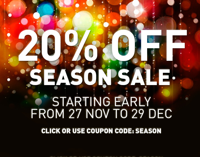 Season sale: Project Timer Pro & Cloud 20% off!