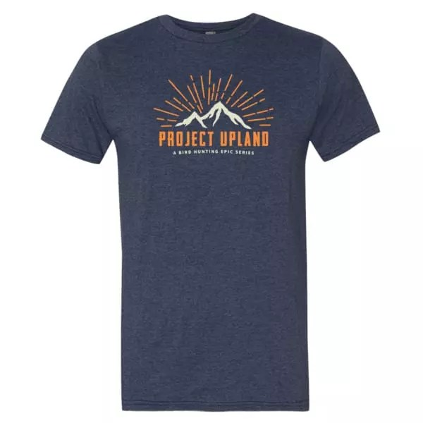 "Project Upland ""A Bird Hunting Epic Series"" T-Shirt"
