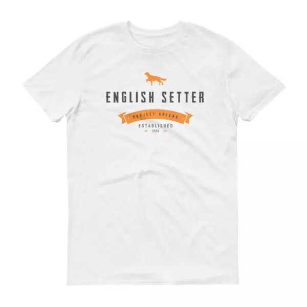 Men's English Setter T-Shirt