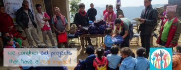 Our aid projects
