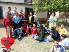 hamromaya Nepal - disabled school