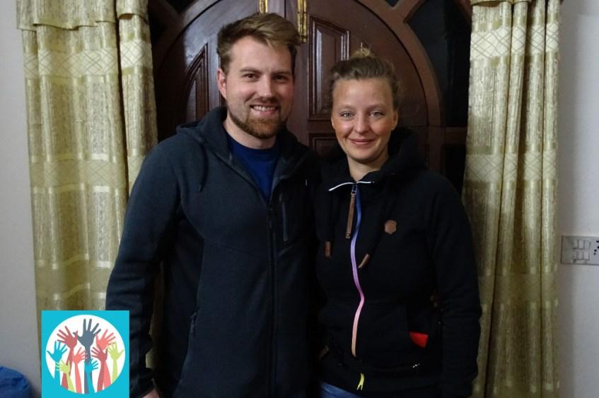 Evelyn & David (November 2017)