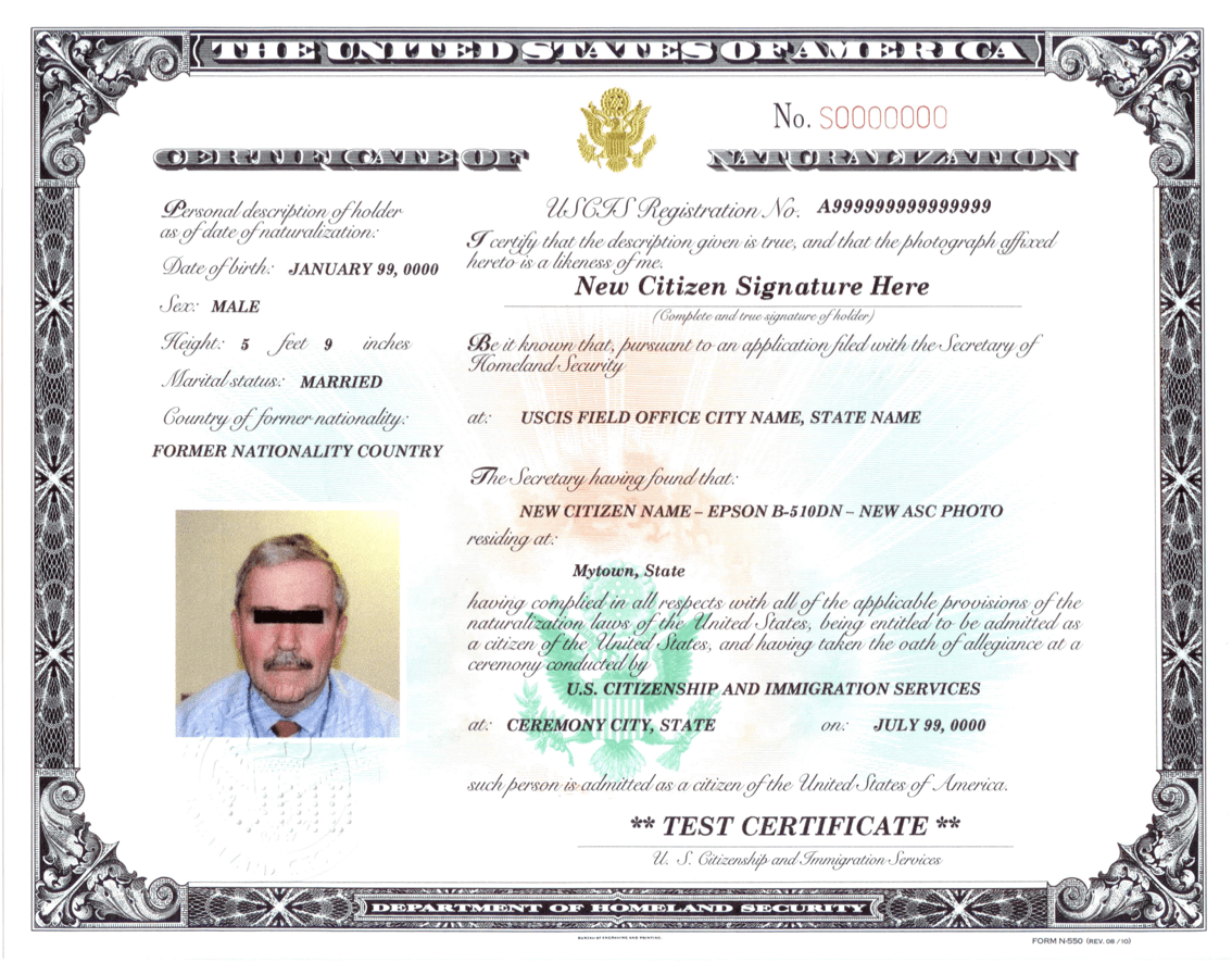 Proof of Citizenship | Project Vote