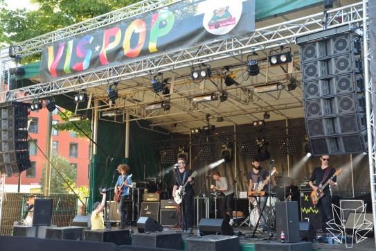 Rhea op Vis-Pop (Foto: Bart Teunis)