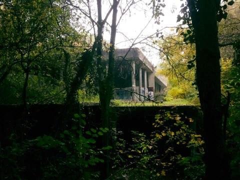 Het spookhotel Mechelen