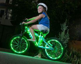 Bike Lightning, LED-lampjes voor fietsen