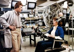 Brainstorm (1983) - Christopher Walken and Natalie Wood