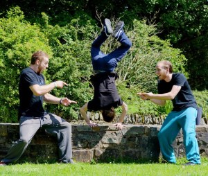 Bury parkour classes