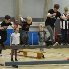 Leigh parkour lessons