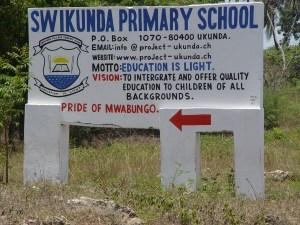 Swikunda Primary School