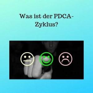 Was ist der PDCA-Zyklus