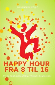 Happy Hour fra 8 til 16