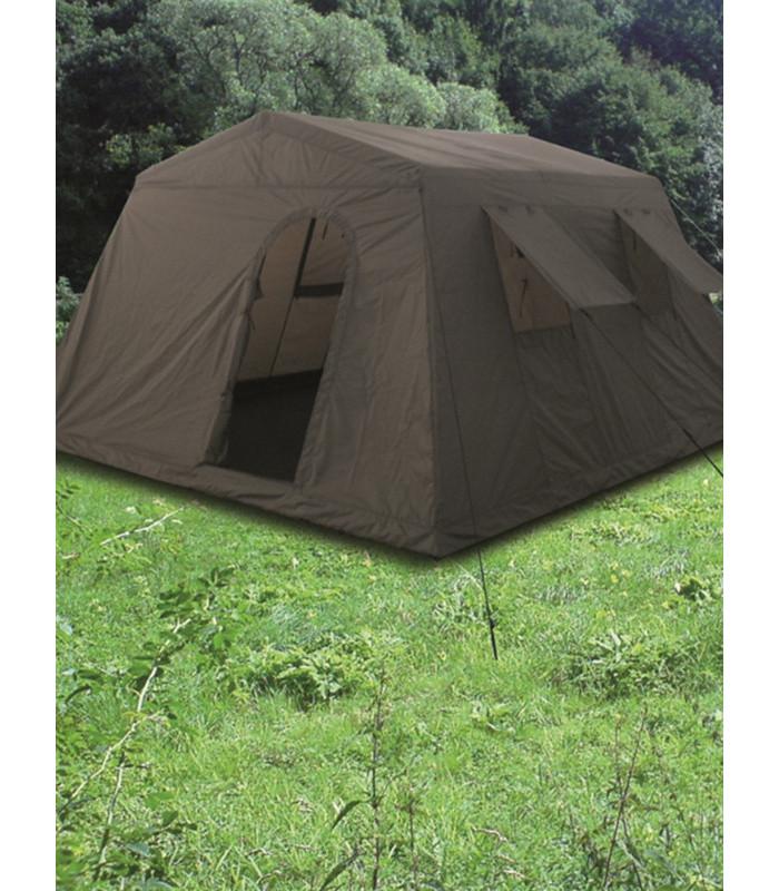 tente militaire grand modele 6 personnes vert armee