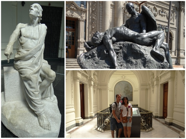 Acervo Museu de Belas Artes Santiago