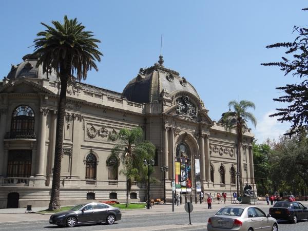 Museu de Belas Artes Santiago