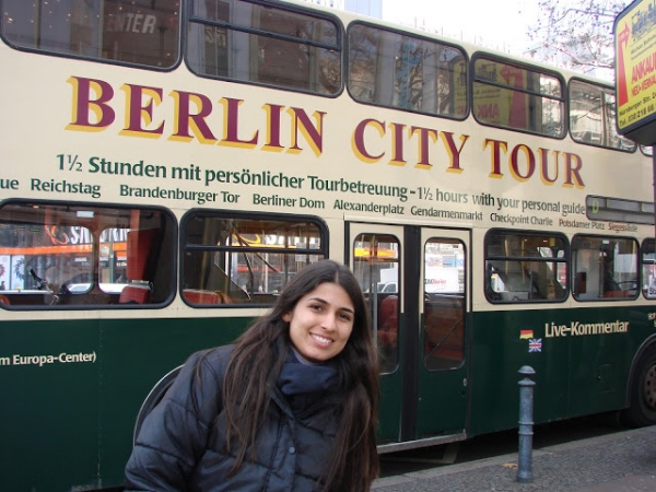 Sightseeing Bus Berlin
