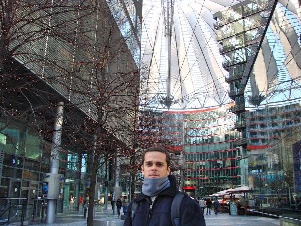 Sony Center Berlim