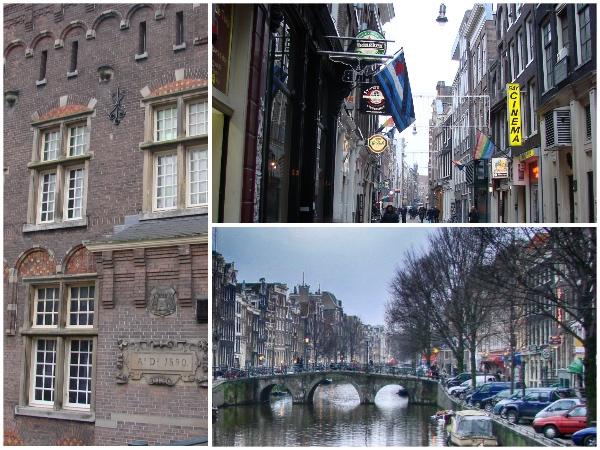 Red Light District Amsterdam