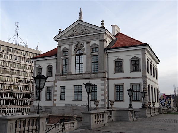 Casa de Chopin