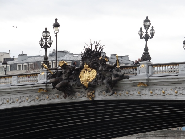 Detalhe Pont Alexander III
