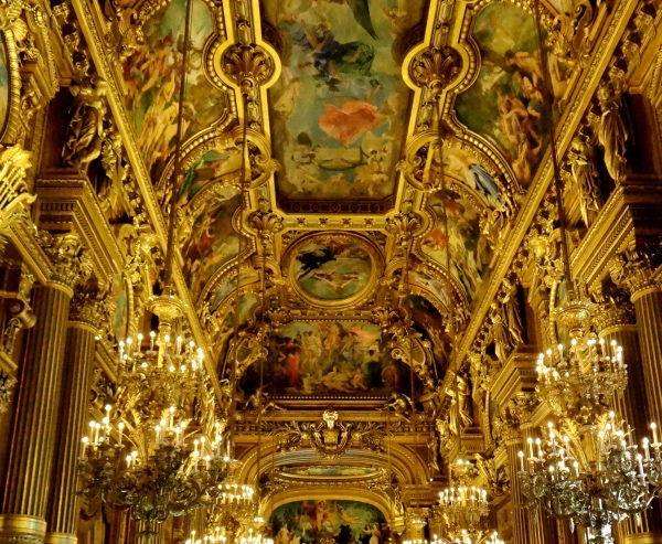 Teto Opera Garnier